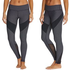 Vimmia Dotty Defy Legging XS Black Grey Yoga Tight